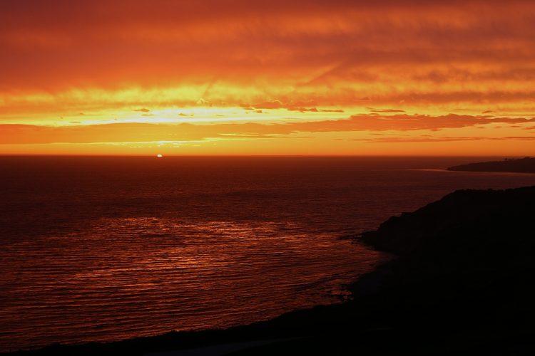 Sunset 3-11-15 Penninsula - Version 3