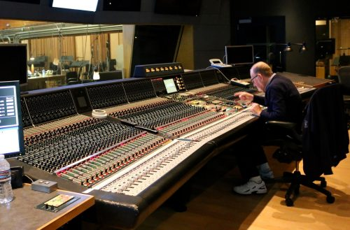 Max and Me Mixing Engineer Armin Steiner at 21st Century Fox