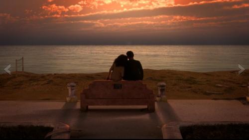 Sunset Hug